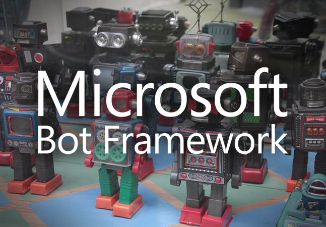 Create a UWP-Based ChatBot Using the Microsoft Bot Framework