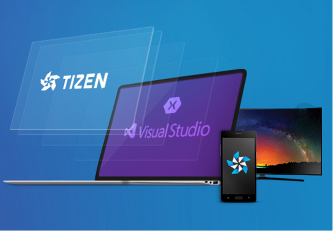 Visual Studio Tools for Tizen on Preview 2 -- Visual Studio