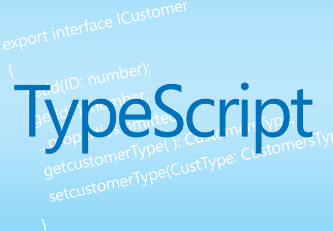 Building and Testing a View Model in TypeScript -- Visual
