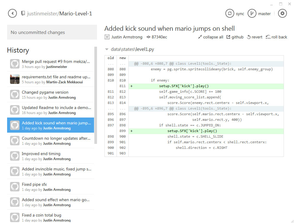 Source Code Control with Git and Mercurial -- Visual Studio