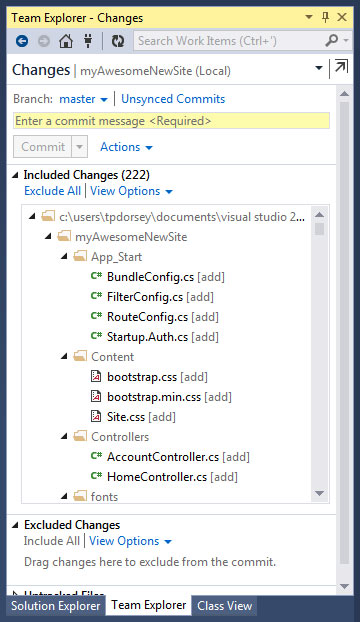 Source Code Control with Git and Mercurial -- Visual Studio Magazine
