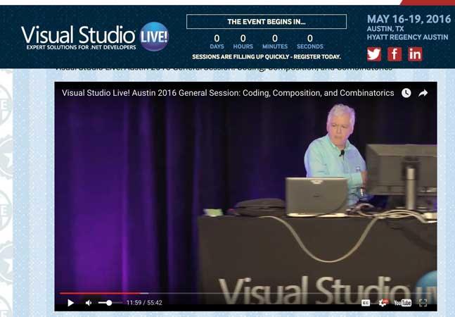 In-Depth Features -- Visual Studio Magazine