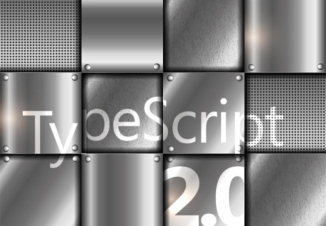 TypeScript 2 0: More Power for Defining Classes -- Visual Studio