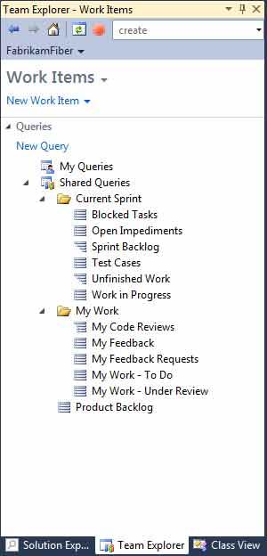 Team Foundation Server 11: Team Explorer Overview -- Visual