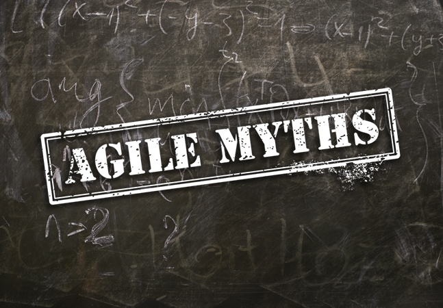 Puncturing The Top 7 Agile Myths -- Visual Studio Magazine