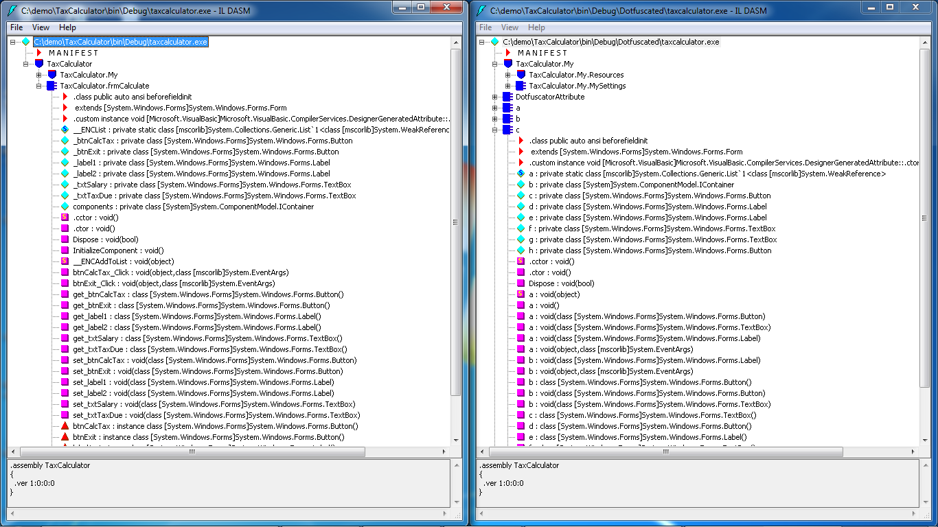 Creating Secure  NET Applications -- Visual Studio Magazine