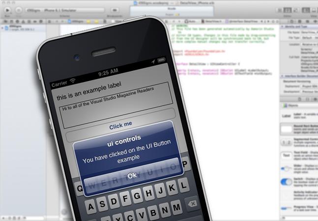 Creating a UI in Xamarin iOS -- Visual Studio Magazine
