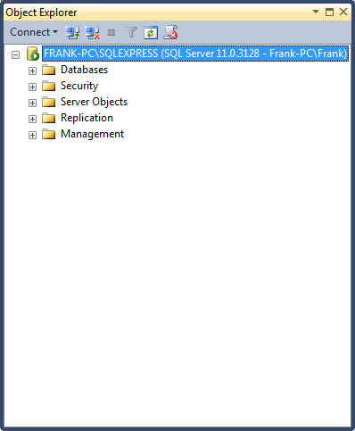 How to Use  NET Objects to Tie an Application to a Database