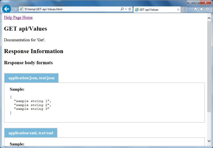 Validating json c# example