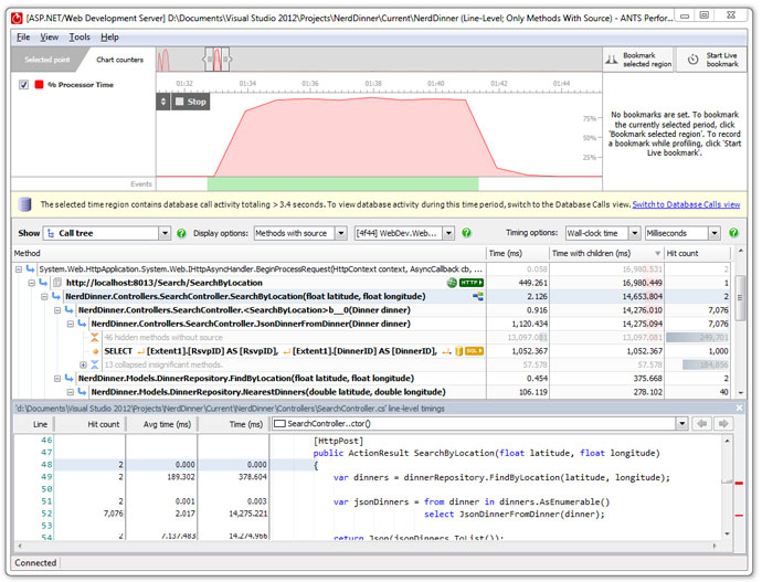 11 Code Profiling and Performance Tools for Visual Studio -- Visual