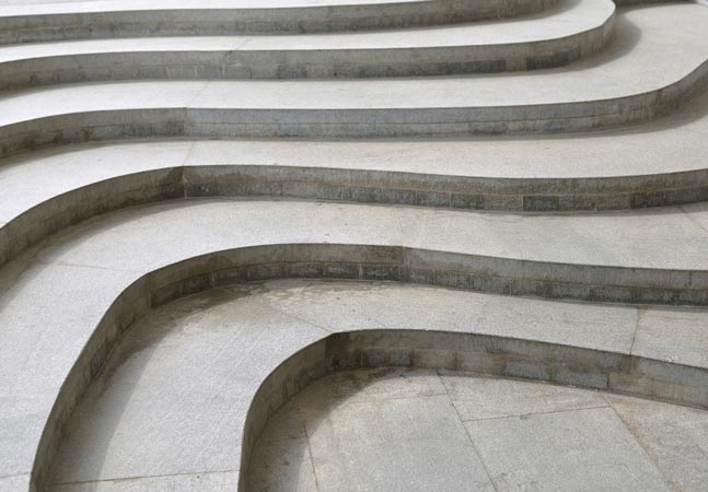 Stone Steps Graphic