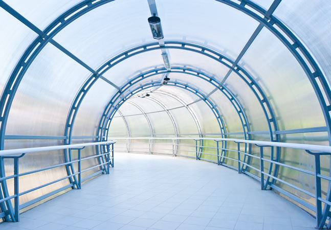 Bright Tunnel