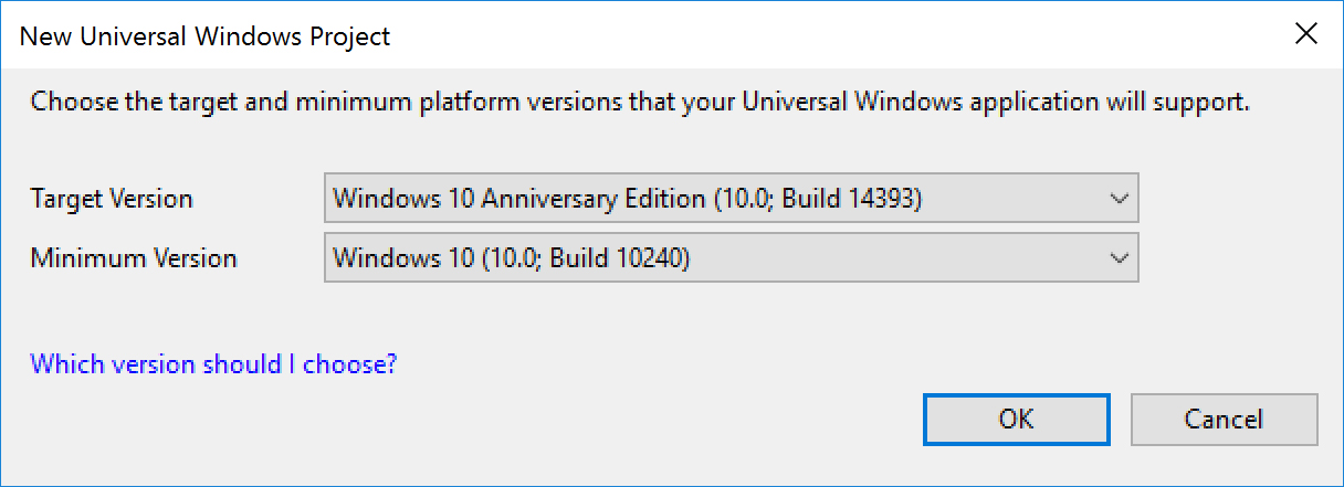 Build Data Applications for the Universal Windows Platform