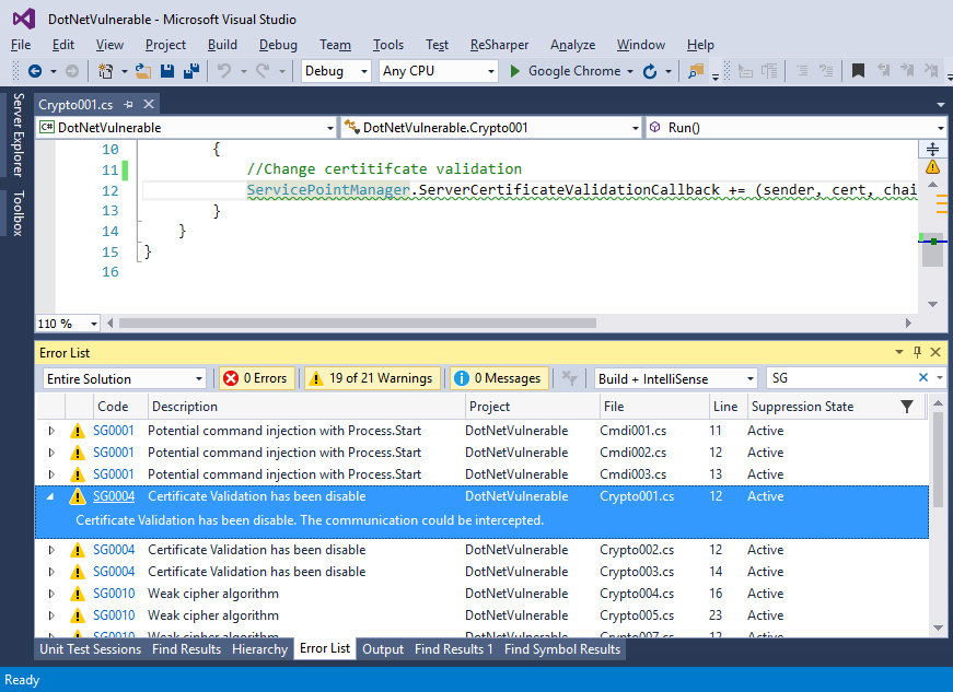 20 New Tools and Extensions for Visual Studio 2015 -- Visual