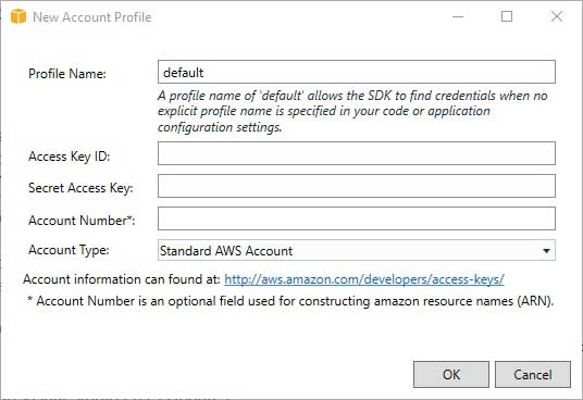 Building onto the AWS Cloud with Visual Studio -- Visual