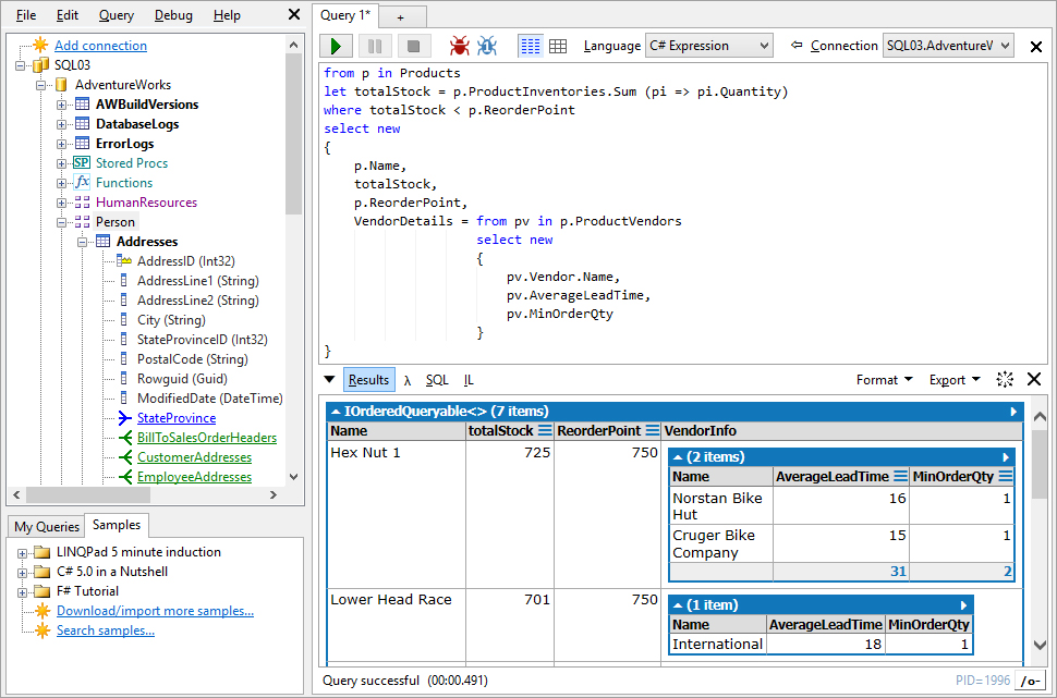 Tools for Data Access in Visual Studio -- Visual Studio Magazine