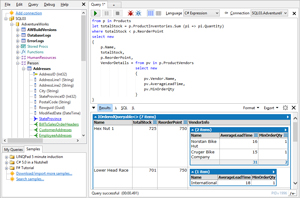 LINQpad Gives You a Scratchpad for Far More Than LINQ and SQL