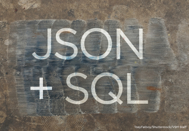 Working with JSON in SQL Queries -- Visual Studio Magazine