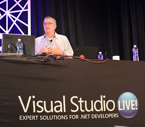 Jay Schmelzer at Visual Studio Live!