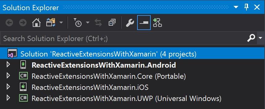 Create Responsive Xamarin Apps with ReactiveUI -- Visual Studio Magazine