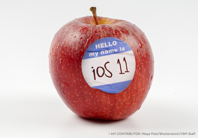 A Developer's Introduction to iOS 11 -- Visual Studio Magazine