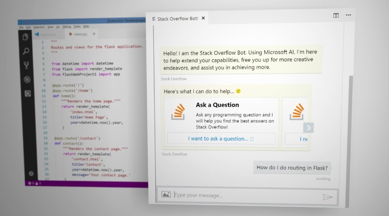 AI-Driven Stack Overflow Bot Answers Programming Questions