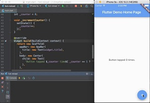 Animated Flutter Demo