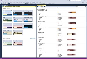Customize Your Editor with Visual Studio 2017 Color Theme Editor