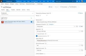 Using the VSTS Extension