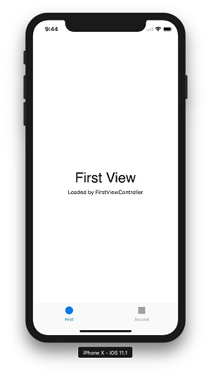 A Simple Tabbed Application Built with Xamarin.iOS