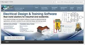 The CMH Software Web site