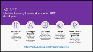Machine Learning with .NET