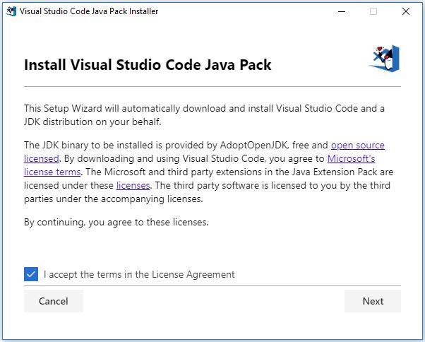 New Installer Eases Java Setup for Visual Studio Code