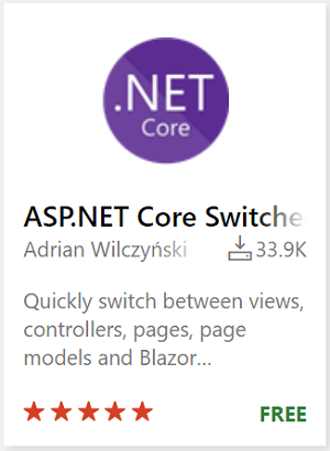 ASP.NET Core Switcher