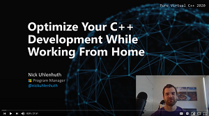 C++ Video on Home Optimization