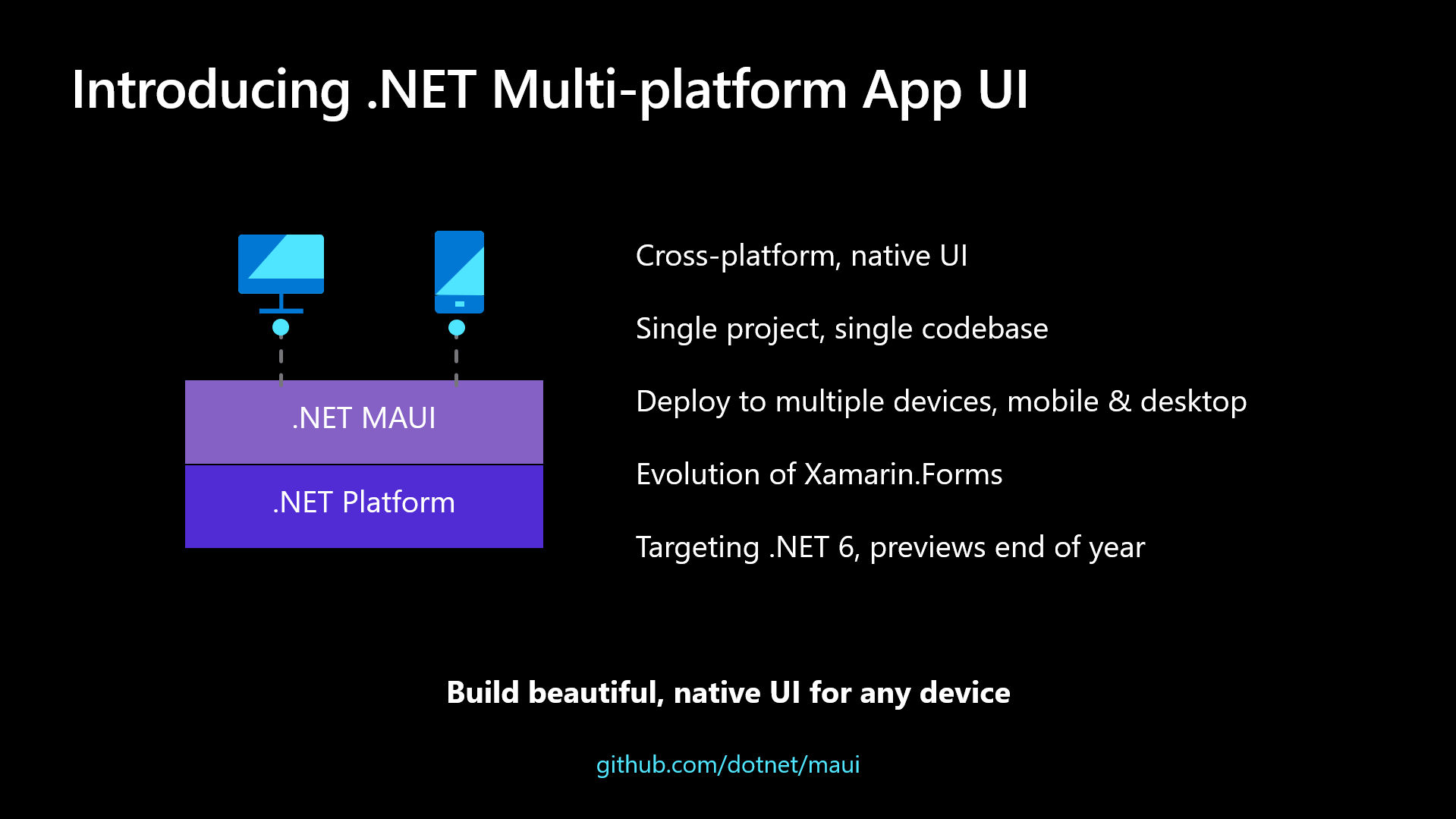Xamarin.Forms 20 Preview Ships Ahead of .NET 20 Transition to MAUI ...