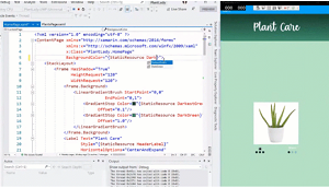 XAML Hot Reload in Action