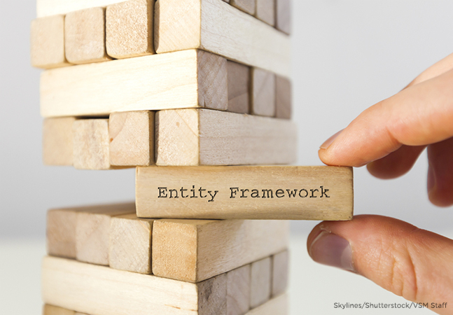 Entity Framework -- Visual Studio Magazine