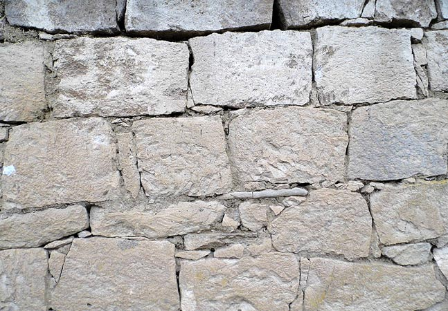 Old Stone Wall Graphic
