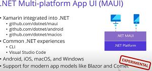 MAUI (.NET Multi-platform App UI)