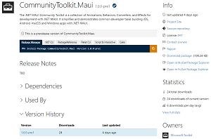 .NET MAUI Community Toolkit