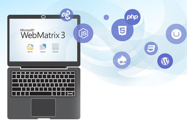 microsoft webmatrix 3